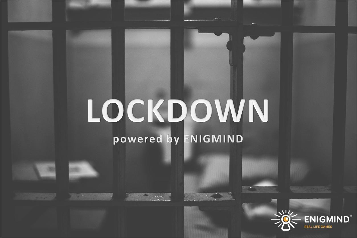Prisão jogo lockdown